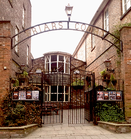 Friars Court