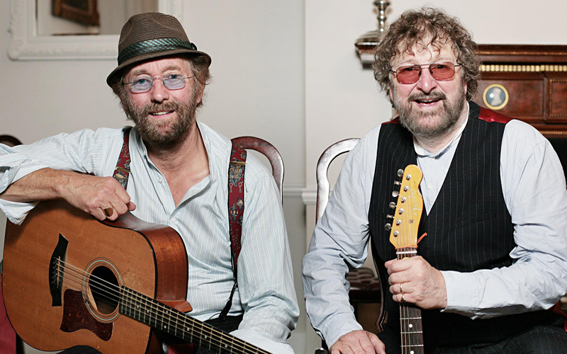 Chas and Dave in 2013