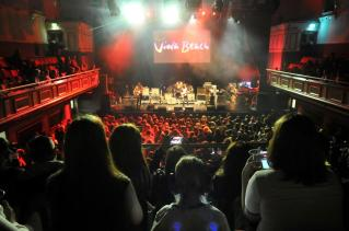 Viola Beach Memorial Night at Parr Hall
