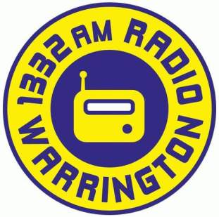 Radio Warrington Logo