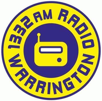 Radio Warrington Logo