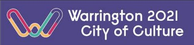 Warrington Capital of Culture for 2021 Logo