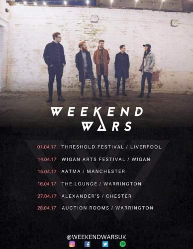 Weekend Wars