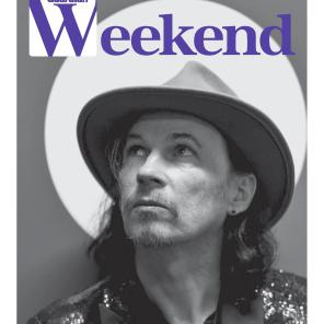 Warrington Guardian Weekend Cover Space