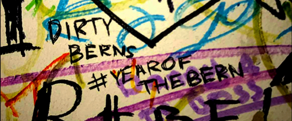 Year of the Bern Dirty Berns