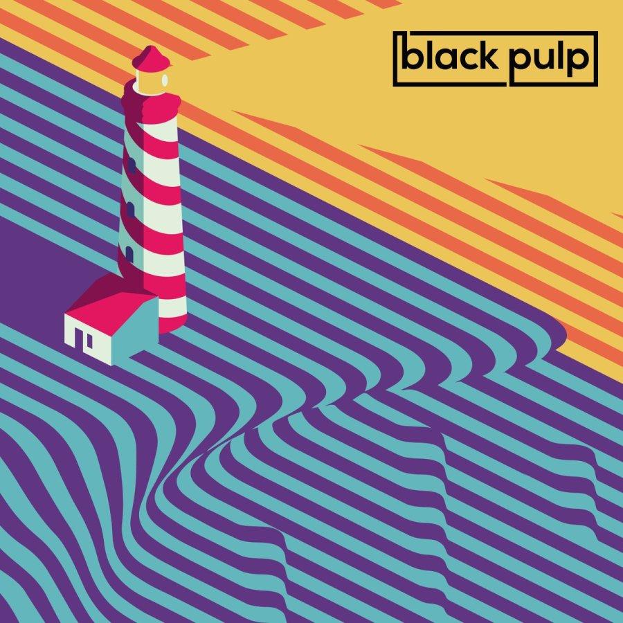 Black Pulp, Six Miles Artwork
