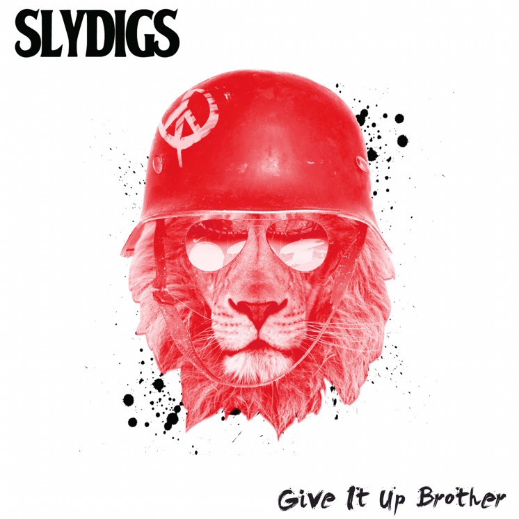 Give It Up Brother Single Artwork Slydigs