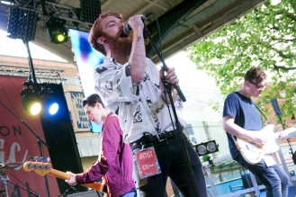Weekend Wars at Warrington Music Festival