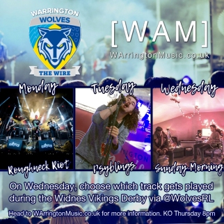 WAM Wolves All Artists
