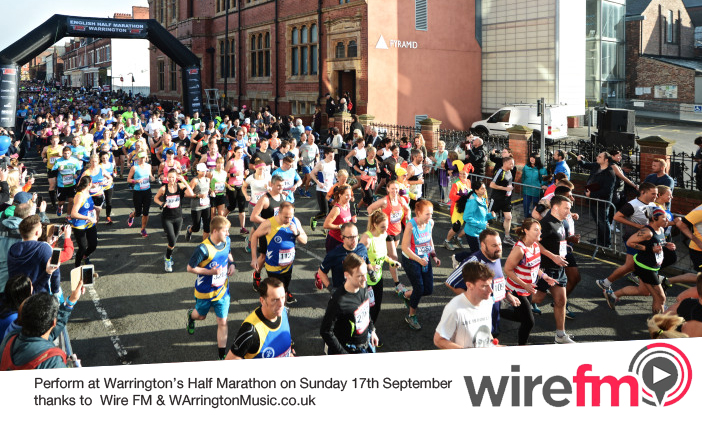 English Half Marathon Wire FM