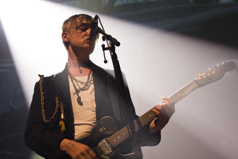 Pete Doherty The Libertines