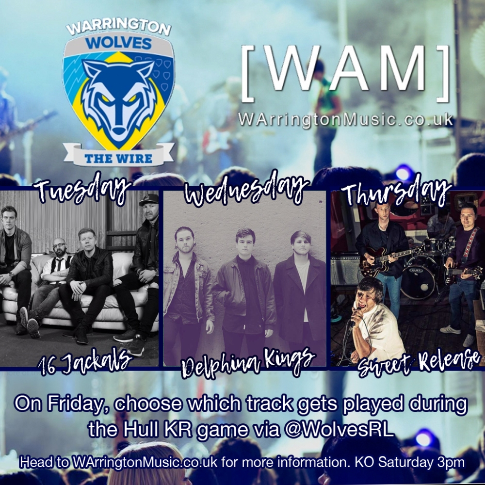 WAM Wolves All Artists
