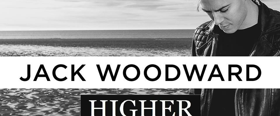 Jack Woodward - Higher, Single Cover
