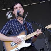 Gaz Roberts of Man and the Echo at RivFest