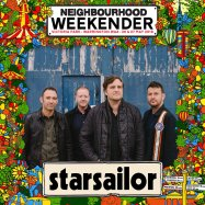 Starsailor at Neighbourhood Weekender