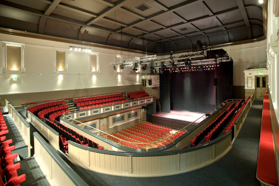 Parr Hall, Warrington