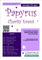 Papyrus Charity Event Old Town House
