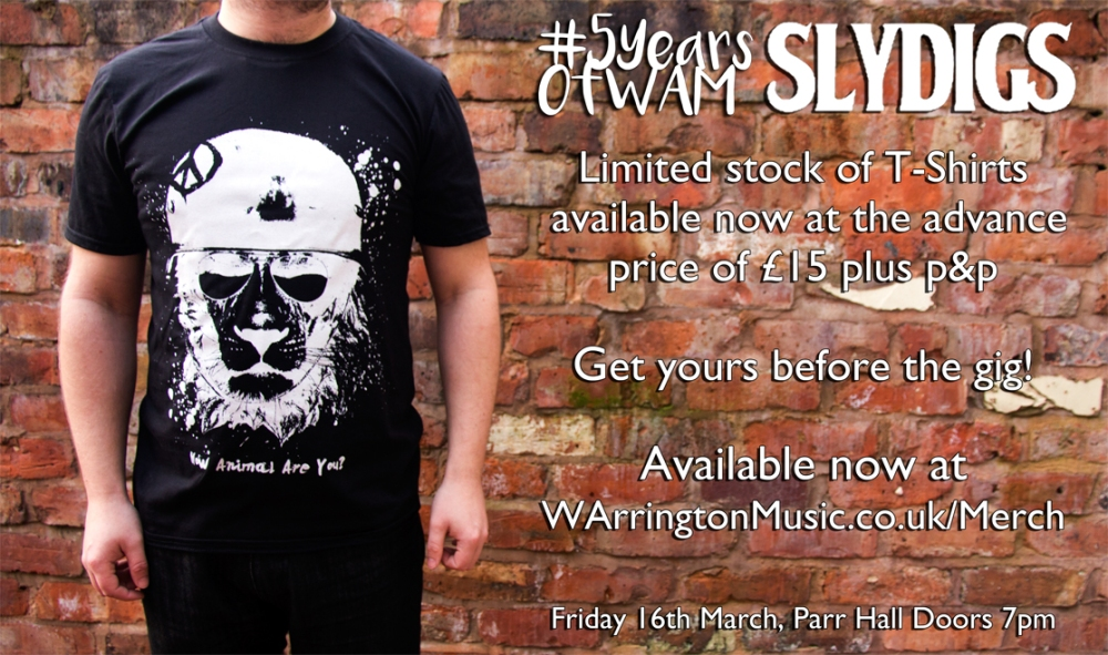 WAM TEE ADVERT TWO