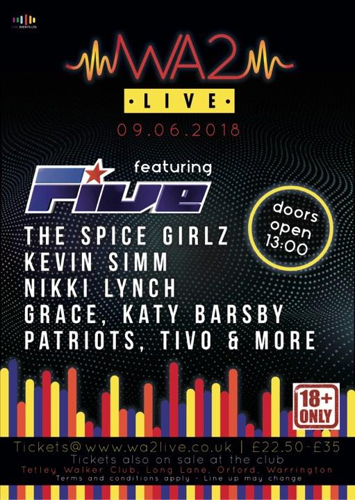 WA2 Live