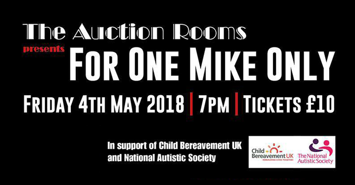 For One Mike Only