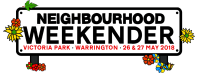 Neighbourhood Weekender Warrington Header