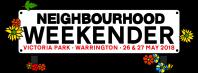 Neighbourhood Weekender Warrington Header