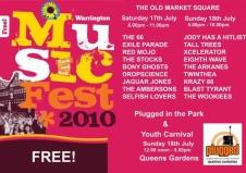 2010 Warrington Music Festival