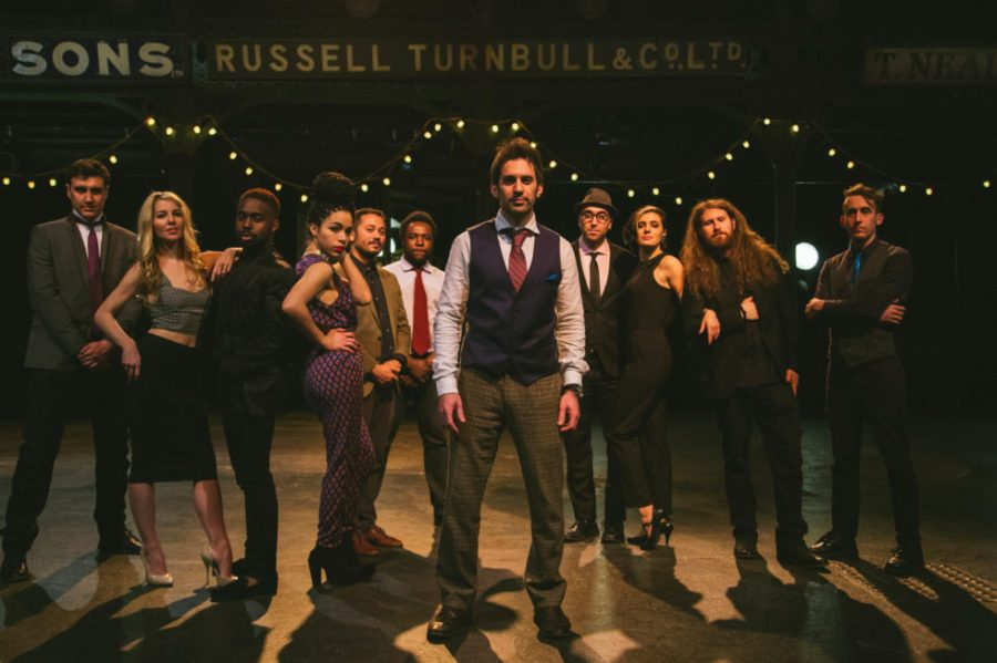 Postmodern Jukebox Warrington Parr Hall 2018