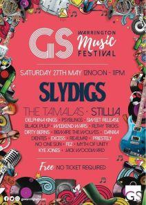 Warrington Music Festival 2016