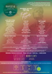 Rivfest Full poster