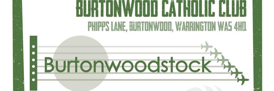 Burtonwoodstock Music Festival Burtonwood