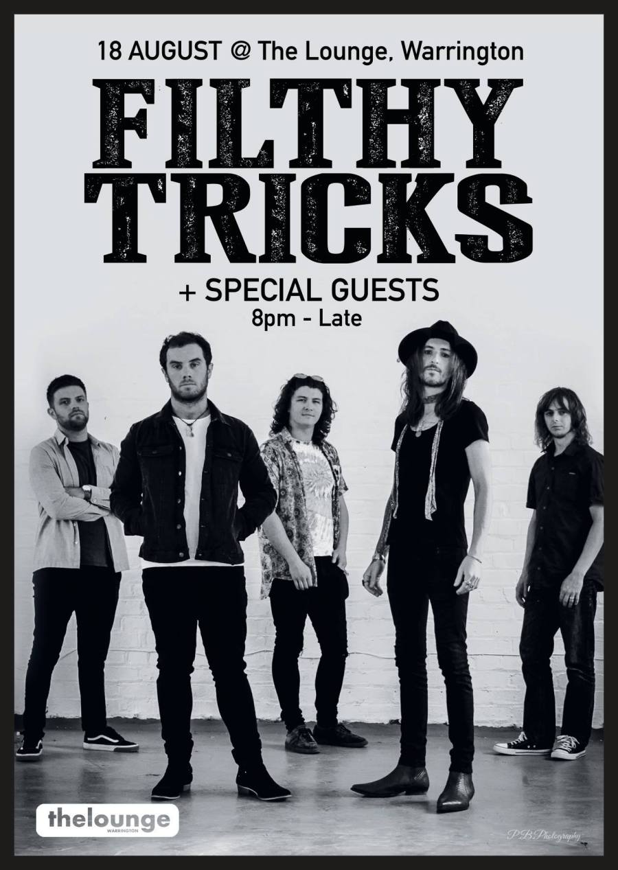 filthy tricks poster
