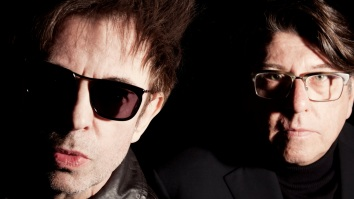 Echo & the Bunnymen Parr Hall Warrington