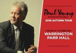 Paul Young Warrington Parr Hall