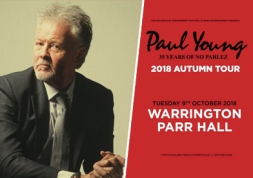Paul Young Warrington Parr Hall