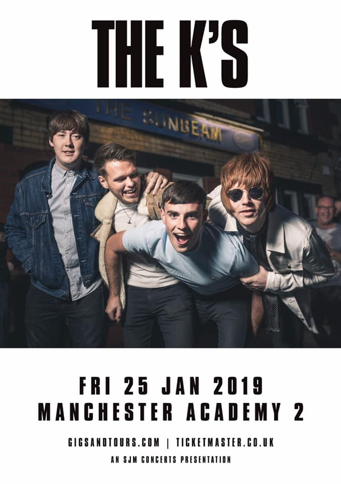 THE K's MANCHESTER ACADEMY 2