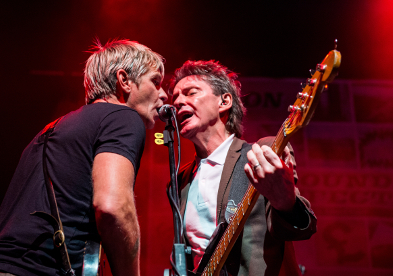 From The Jam Parr Hall