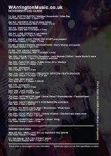 November Show Poster webres