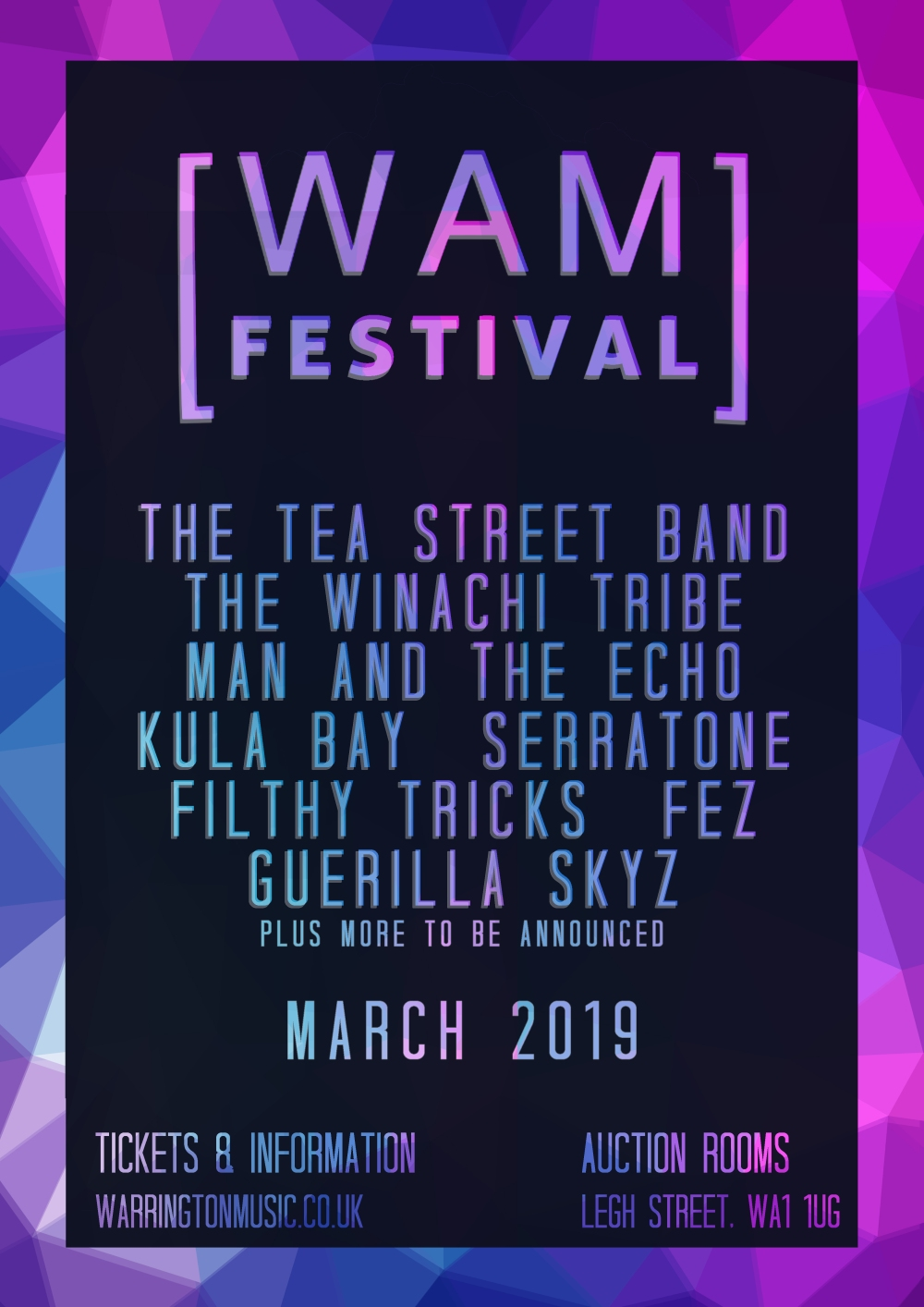 wamfest first release