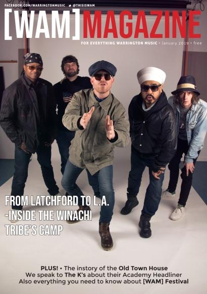 WAM Magazine Cover Jan 19