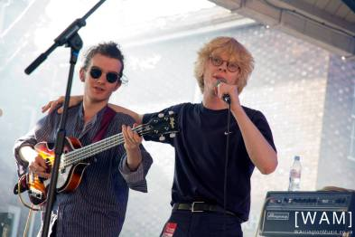 Kula Bay made their debut Warrington Music Festival appearance in 2018