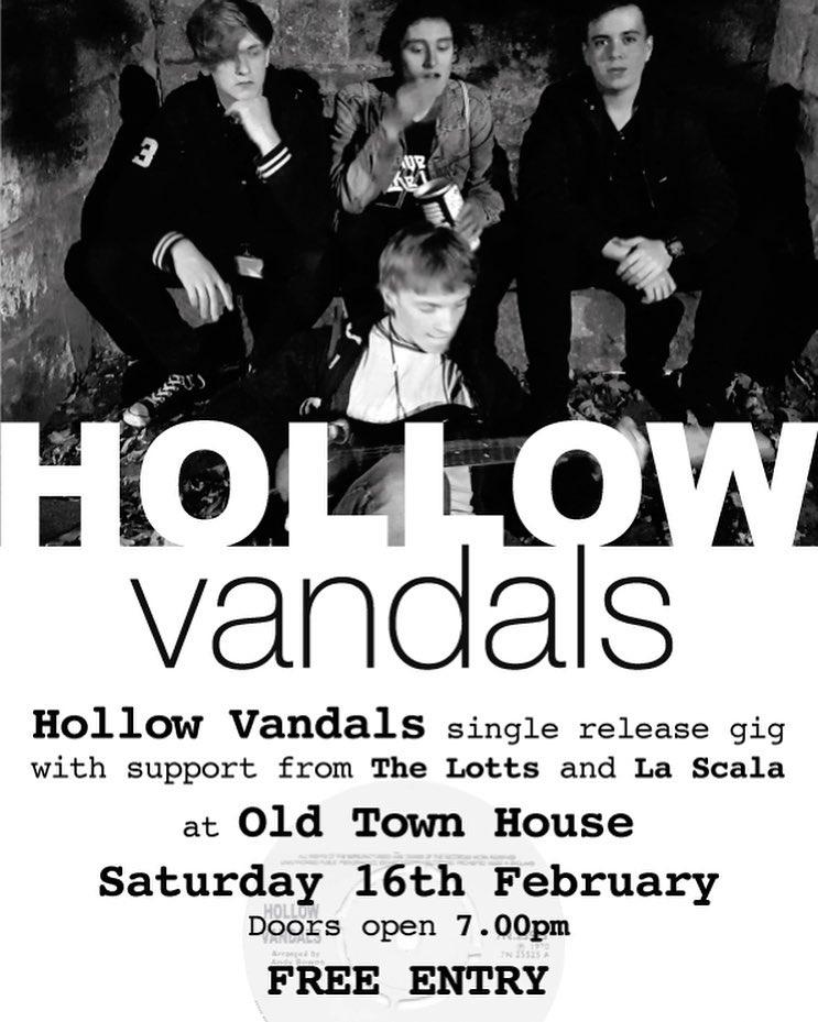 Hollow Vandals EP Launch