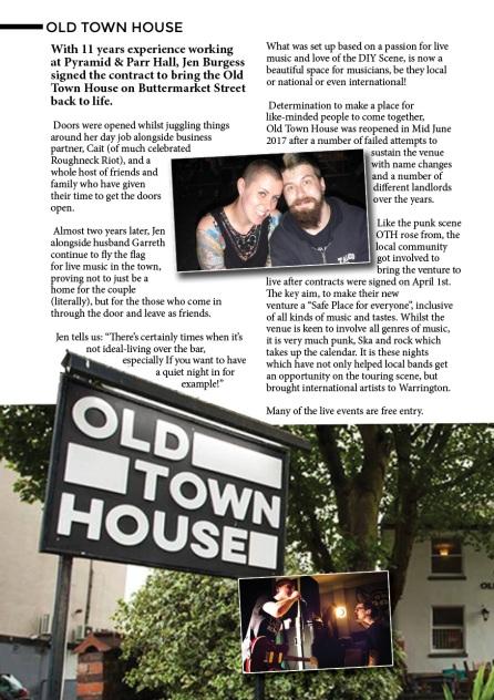 WAM Magazine Old Town House Jan 19