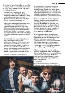 WAM Magazine The K's Jan 19
