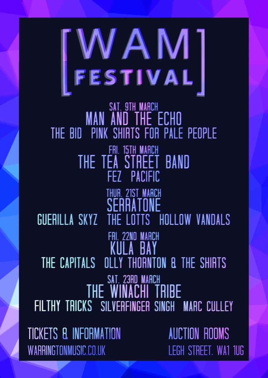 wamfest 3rd wave