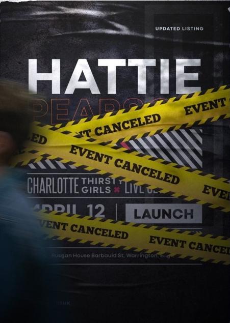 Cancelled Hattie Pearson