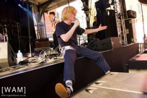 Kula Bay Crowd Lip Warrington Music Festival 2018