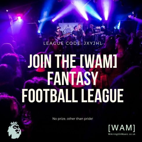 join the [WAM] Fantasy football league