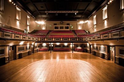 Parr Hall
