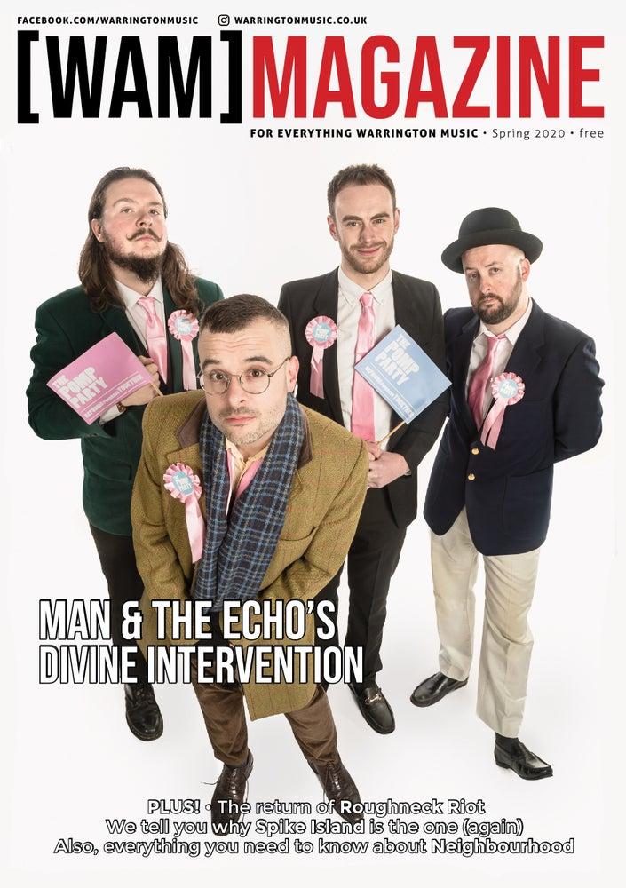 WAM Magazine Spring 2020 Cover